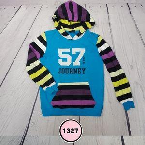 dream 160 girls hoodie size xl
